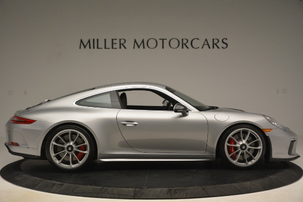 Used 2018 Porsche 911 GT3 for sale Sold at Bugatti of Greenwich in Greenwich CT 06830 10