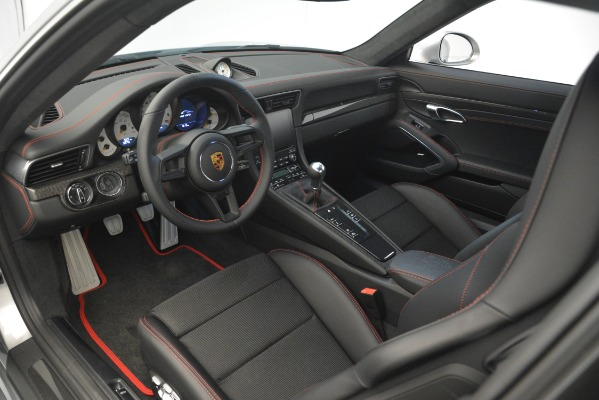 Used 2018 Porsche 911 GT3 for sale Sold at Bugatti of Greenwich in Greenwich CT 06830 13