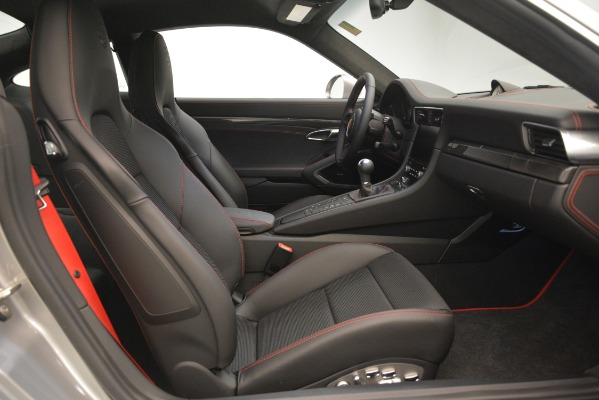 Used 2018 Porsche 911 GT3 for sale Sold at Bugatti of Greenwich in Greenwich CT 06830 20