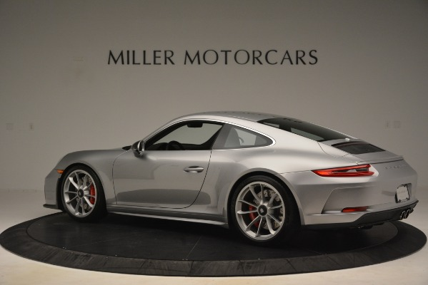 Used 2018 Porsche 911 GT3 for sale Sold at Bugatti of Greenwich in Greenwich CT 06830 4