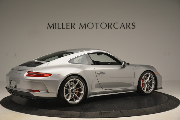 Used 2018 Porsche 911 GT3 for sale Sold at Bugatti of Greenwich in Greenwich CT 06830 9