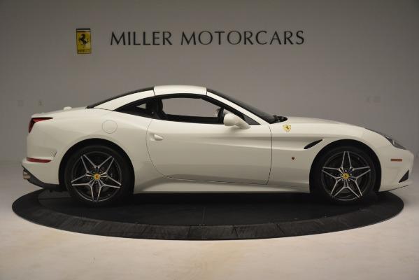 Used 2016 Ferrari California T for sale Sold at Bugatti of Greenwich in Greenwich CT 06830 18