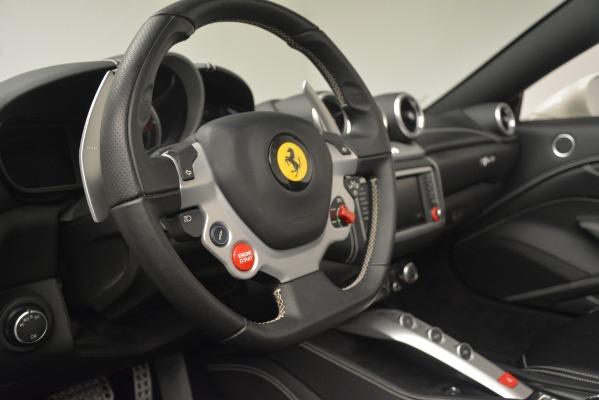 Used 2016 Ferrari California T for sale Sold at Bugatti of Greenwich in Greenwich CT 06830 23