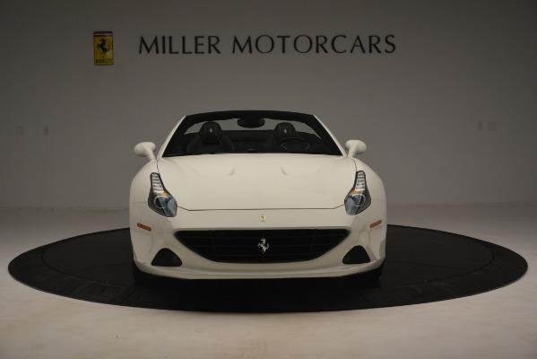 Used 2016 Ferrari California T for sale Sold at Bugatti of Greenwich in Greenwich CT 06830 7
