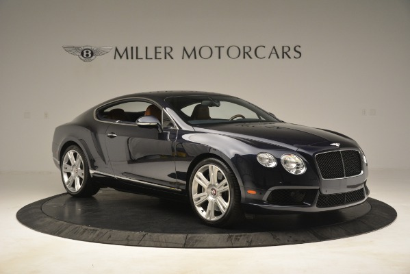 Used 2013 Bentley Continental GT V8 for sale Sold at Bugatti of Greenwich in Greenwich CT 06830 11