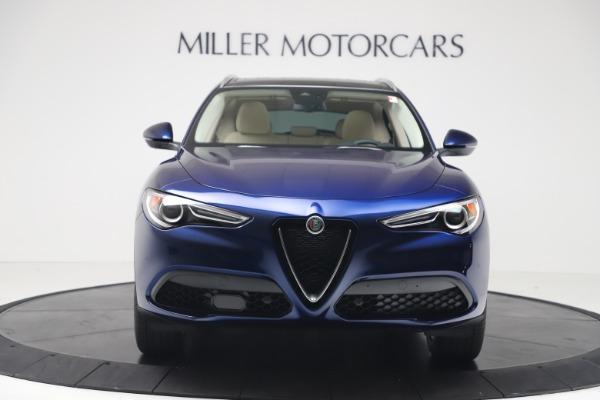 New 2019 Alfa Romeo Stelvio Ti Lusso Q4 for sale Sold at Bugatti of Greenwich in Greenwich CT 06830 12