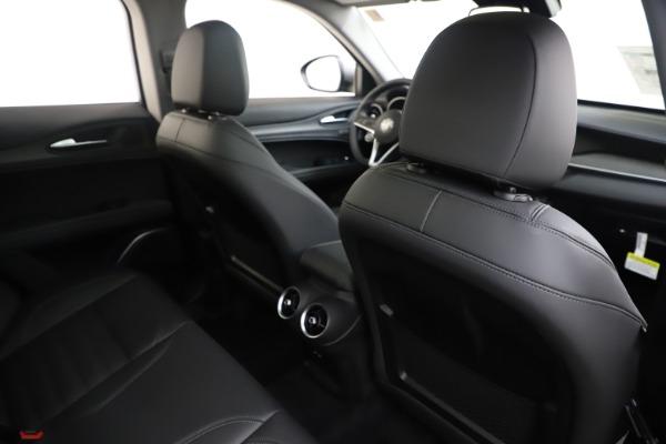 New 2019 Alfa Romeo Stelvio Ti Lusso Q4 for sale Sold at Bugatti of Greenwich in Greenwich CT 06830 28