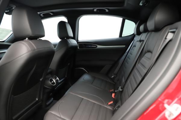 New 2019 Alfa Romeo Stelvio Ti Sport Q4 for sale Sold at Bugatti of Greenwich in Greenwich CT 06830 19