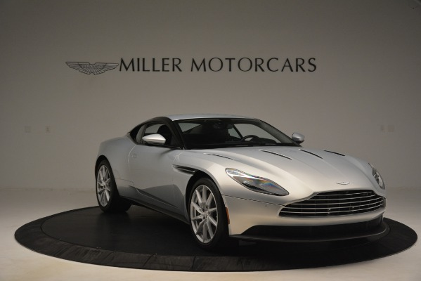 Used 2018 Aston Martin DB11 V12 Coupe for sale Sold at Bugatti of Greenwich in Greenwich CT 06830 10