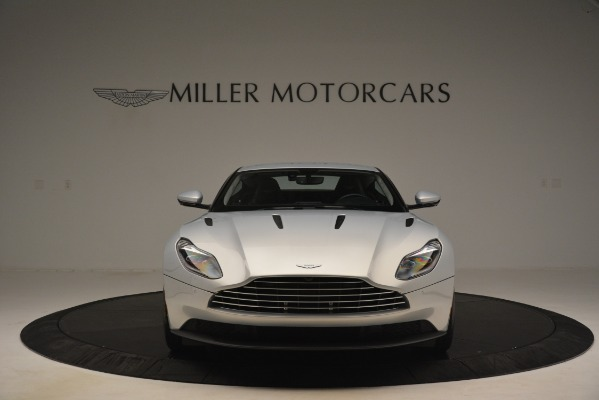 Used 2018 Aston Martin DB11 V12 Coupe for sale Sold at Bugatti of Greenwich in Greenwich CT 06830 11