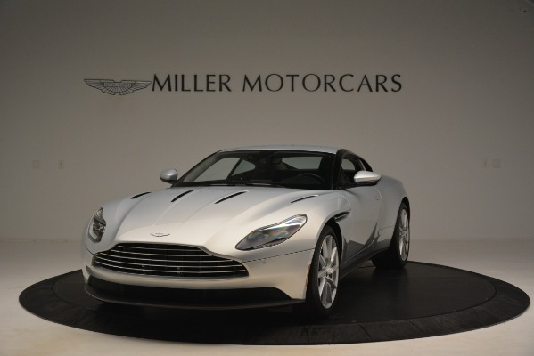 Used 2018 Aston Martin DB11 V12 Coupe for sale Sold at Bugatti of Greenwich in Greenwich CT 06830 12
