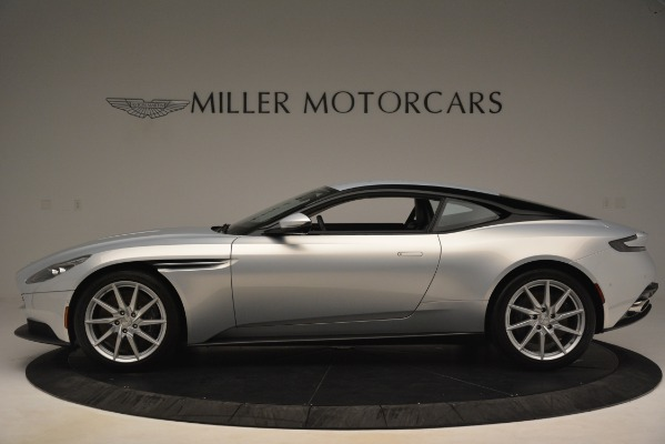 Used 2018 Aston Martin DB11 V12 Coupe for sale Sold at Bugatti of Greenwich in Greenwich CT 06830 2