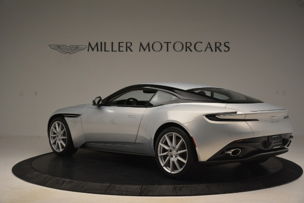 Used 2018 Aston Martin DB11 V12 Coupe for sale Sold at Bugatti of Greenwich in Greenwich CT 06830 3