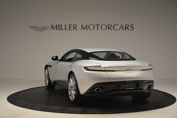 Used 2018 Aston Martin DB11 V12 Coupe for sale Sold at Bugatti of Greenwich in Greenwich CT 06830 4