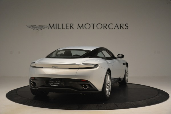 Used 2018 Aston Martin DB11 V12 Coupe for sale Sold at Bugatti of Greenwich in Greenwich CT 06830 6