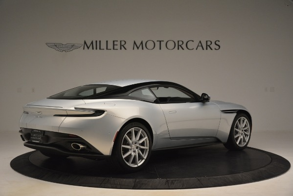 Used 2018 Aston Martin DB11 V12 Coupe for sale Sold at Bugatti of Greenwich in Greenwich CT 06830 7
