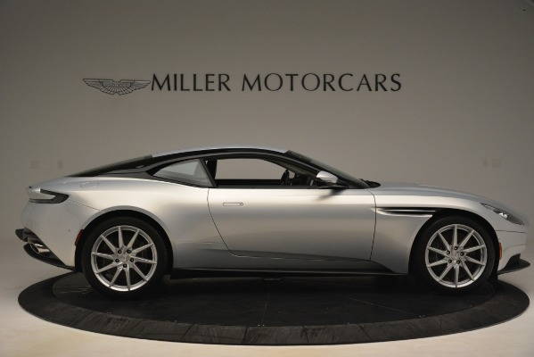 Used 2018 Aston Martin DB11 V12 Coupe for sale Sold at Bugatti of Greenwich in Greenwich CT 06830 8