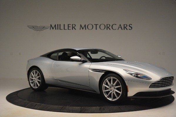 Used 2018 Aston Martin DB11 V12 Coupe for sale Sold at Bugatti of Greenwich in Greenwich CT 06830 9