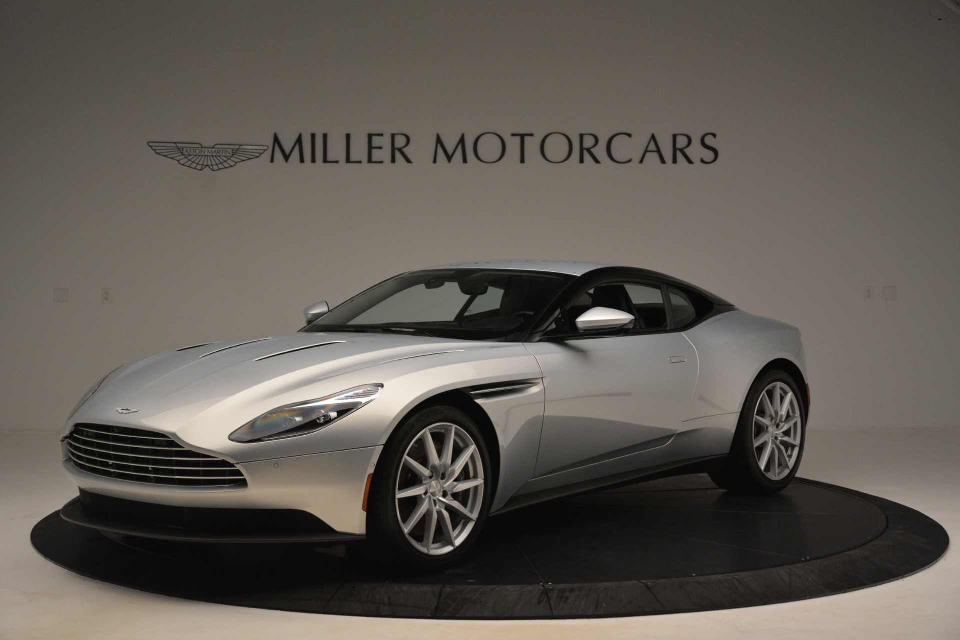Used 2018 Aston Martin DB11 V12 Coupe for sale Sold at Bugatti of Greenwich in Greenwich CT 06830 1