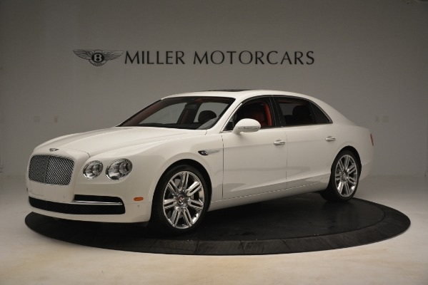 Used 2016 Bentley Flying Spur V8 for sale Sold at Bugatti of Greenwich in Greenwich CT 06830 2