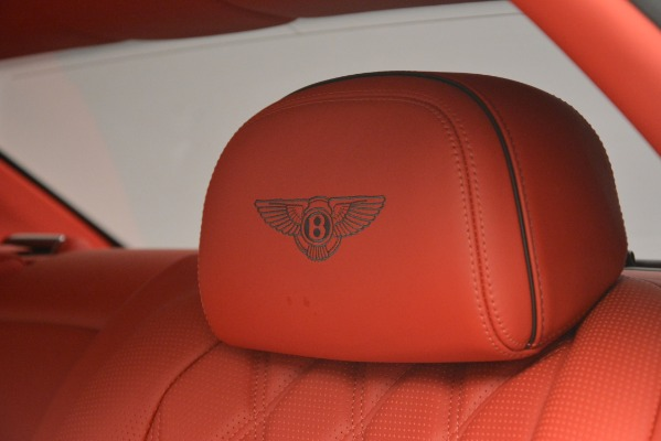 Used 2016 Bentley Flying Spur V8 for sale Sold at Bugatti of Greenwich in Greenwich CT 06830 24