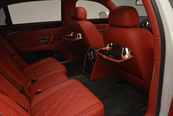 Used 2016 Bentley Flying Spur V8 for sale Sold at Bugatti of Greenwich in Greenwich CT 06830 26
