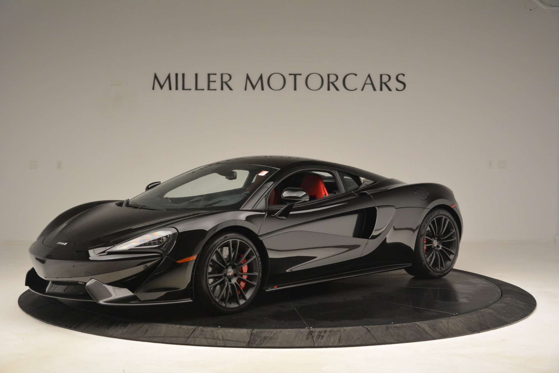 Used 2016 McLaren 570S Coupe for sale Sold at Bugatti of Greenwich in Greenwich CT 06830 1