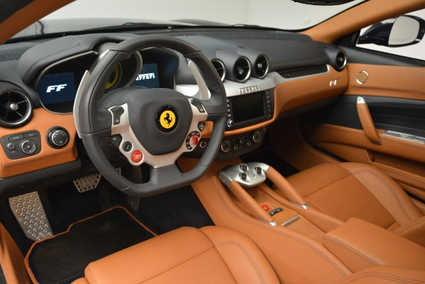 Used 2013 Ferrari FF for sale $149,900 at Bugatti of Greenwich in Greenwich CT 06830 13