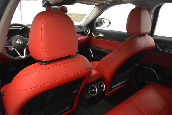 New 2019 Alfa Romeo Giulia Q4 for sale Sold at Bugatti of Greenwich in Greenwich CT 06830 20