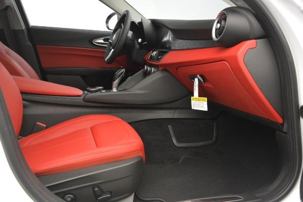 New 2019 Alfa Romeo Giulia Q4 for sale Sold at Bugatti of Greenwich in Greenwich CT 06830 23