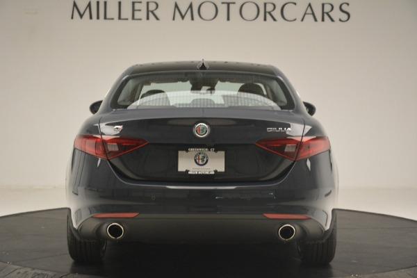 New 2019 Alfa Romeo Giulia Q4 for sale Sold at Bugatti of Greenwich in Greenwich CT 06830 6