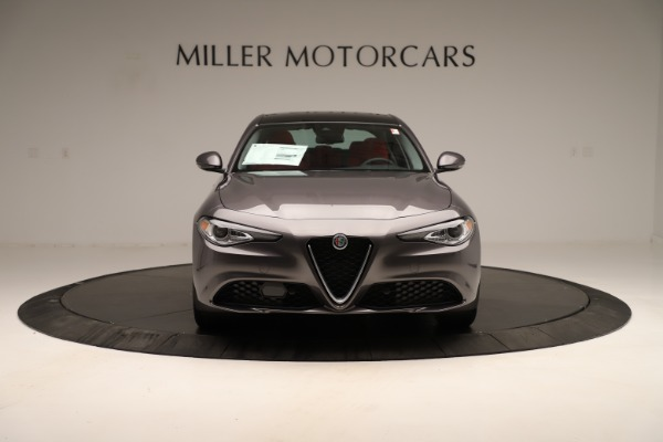 New 2019 Alfa Romeo Giulia Q4 for sale Sold at Bugatti of Greenwich in Greenwich CT 06830 13
