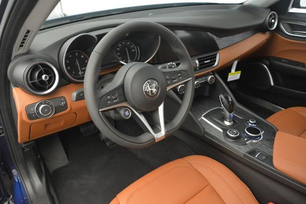 New 2019 Alfa Romeo Giulia Q4 for sale Sold at Bugatti of Greenwich in Greenwich CT 06830 13