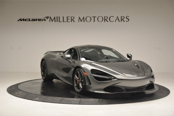Used 2018 McLaren 720S for sale $269,900 at Bugatti of Greenwich in Greenwich CT 06830 10