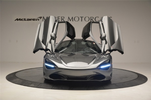 Used 2018 McLaren 720S for sale $269,900 at Bugatti of Greenwich in Greenwich CT 06830 12