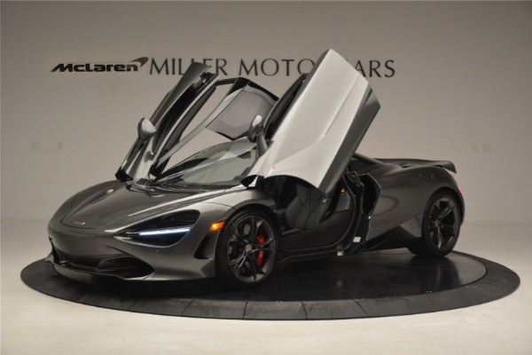 Used 2018 McLaren 720S for sale $269,900 at Bugatti of Greenwich in Greenwich CT 06830 13
