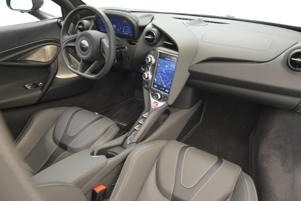 Used 2018 McLaren 720S for sale $269,900 at Bugatti of Greenwich in Greenwich CT 06830 17