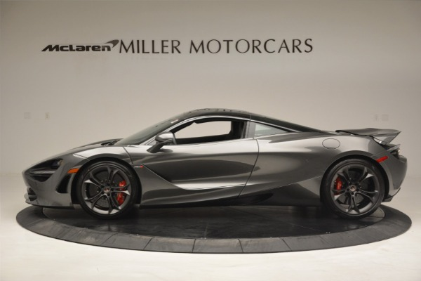 Used 2018 McLaren 720S for sale $269,900 at Bugatti of Greenwich in Greenwich CT 06830 2