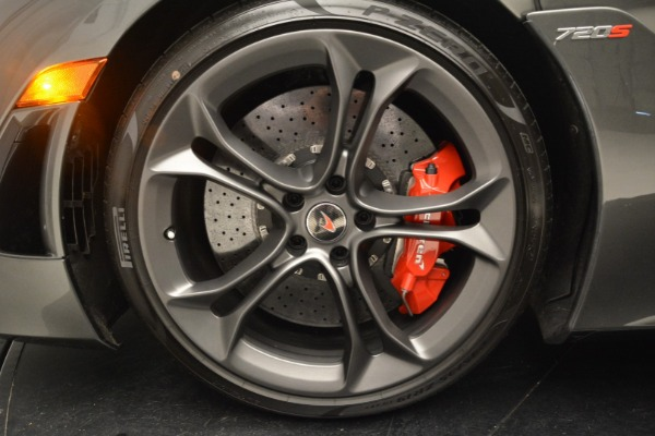 Used 2018 McLaren 720S for sale $269,900 at Bugatti of Greenwich in Greenwich CT 06830 20