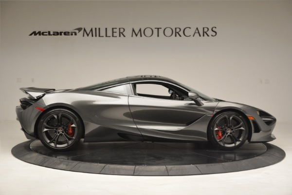 Used 2018 McLaren 720S for sale $269,900 at Bugatti of Greenwich in Greenwich CT 06830 8