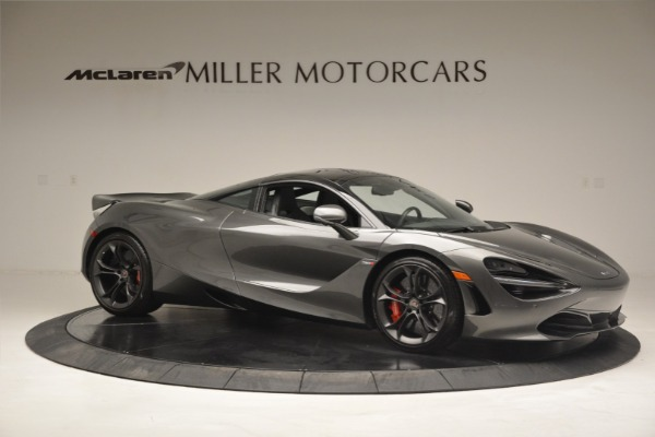 Used 2018 McLaren 720S for sale $269,900 at Bugatti of Greenwich in Greenwich CT 06830 9
