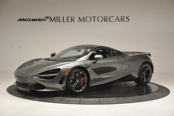 Used 2018 McLaren 720S Coupe for sale Sold at Bugatti of Greenwich in Greenwich CT 06830 1