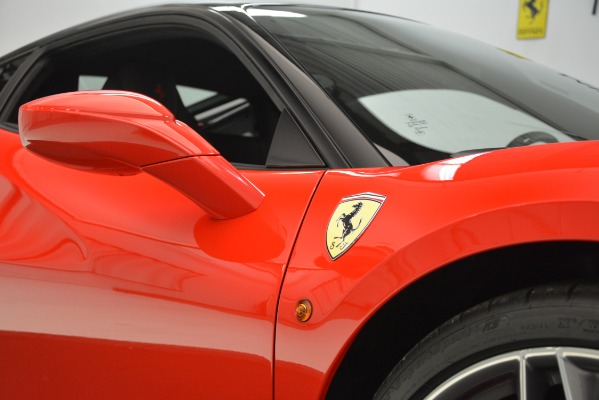 Used 2018 Ferrari 488 GTB for sale Sold at Bugatti of Greenwich in Greenwich CT 06830 14