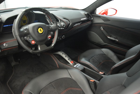 Used 2018 Ferrari 488 GTB for sale Sold at Bugatti of Greenwich in Greenwich CT 06830 15