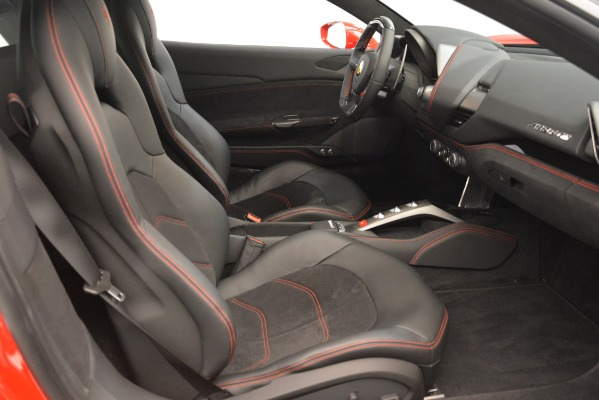 Used 2018 Ferrari 488 GTB for sale Sold at Bugatti of Greenwich in Greenwich CT 06830 20