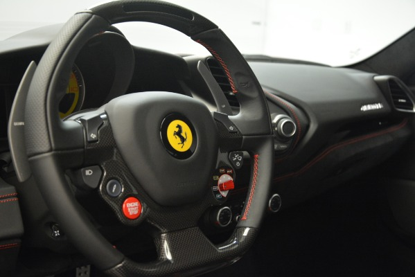 Used 2018 Ferrari 488 GTB for sale Sold at Bugatti of Greenwich in Greenwich CT 06830 22