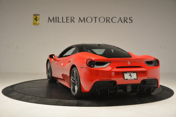 Used 2018 Ferrari 488 GTB for sale Sold at Bugatti of Greenwich in Greenwich CT 06830 5