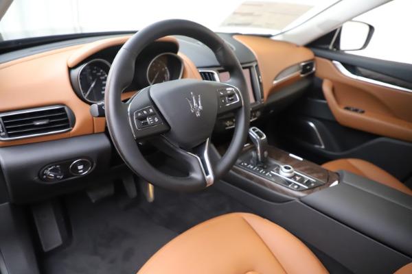 New 2019 Maserati Levante Q4 for sale Sold at Bugatti of Greenwich in Greenwich CT 06830 13