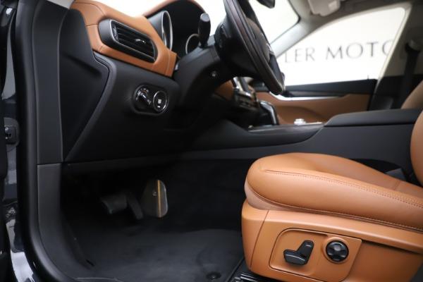 New 2019 Maserati Levante Q4 for sale Sold at Bugatti of Greenwich in Greenwich CT 06830 14