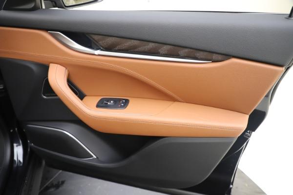 New 2019 Maserati Levante Q4 for sale Sold at Bugatti of Greenwich in Greenwich CT 06830 25